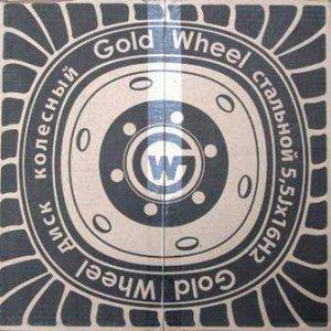 диск газель gold wheel