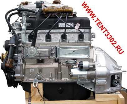 Двигатель на Газель УМЗ-4216