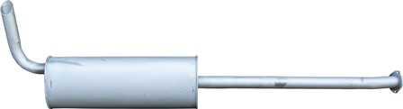 глушитель на газель евро-4 cummins isf 2.8 умз-4216 удлиненная база
