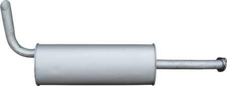глушитель на газель евро-4 cummins isf 2.8 умз-4216 стандартная база