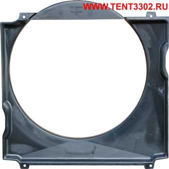 диффузор радиатора газель камминз 2.8 3302-1309011