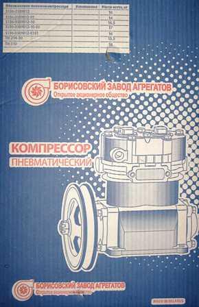 компрессор камаз цена