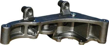 кронштейн крепления генератора камминз, cummins isf2.8 alternator bracket, 5286733, 5286732, 5262504, 5262506, 5265069,
