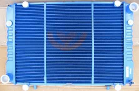 радиатор газель трехрядный медный 405 406 цена
